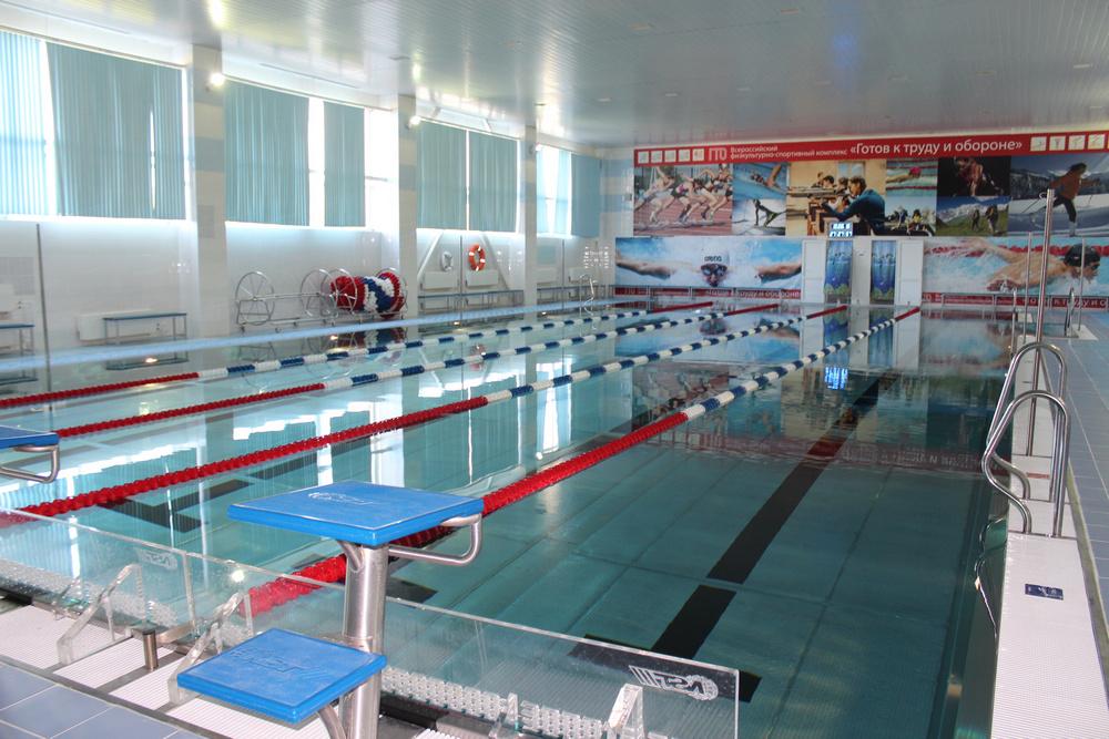 Построить бассейн на заказ для фитнес клуба