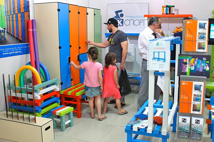 PTK Sport at Furniture & Interior fair (Grozny, June 1-3, 2016)